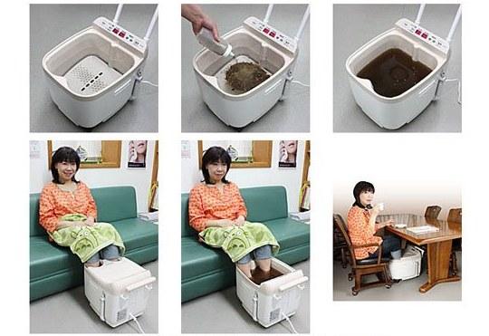 Koyosha Foot Bath