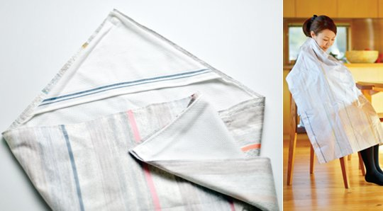 Oshima Tsumugi Okurumi Baby Wrap Japan Trend Shop