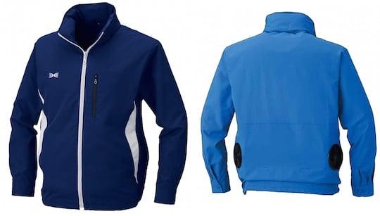 Kuchofuku Hooded Air-conditioned Jacket