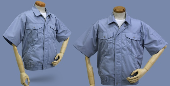 Kuchofuku Air Conditioned Cooling Work Shirt Japan Trend Shop