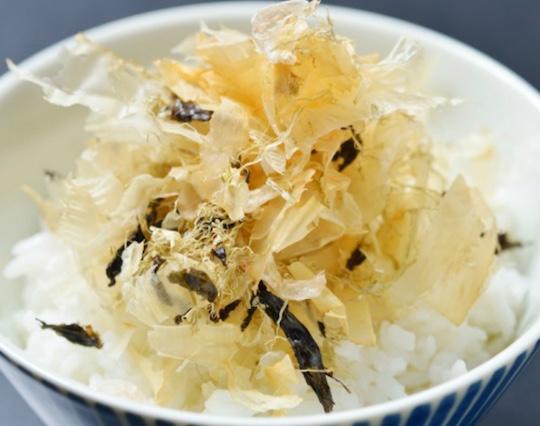 Dried Salmon Okaka Rice Toppings
