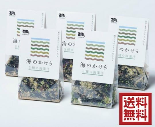 Gagome Kelp Luxury Hokkaido Seaweed Pack