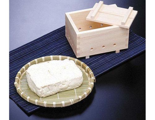 Handmade Wooden Tofu Press