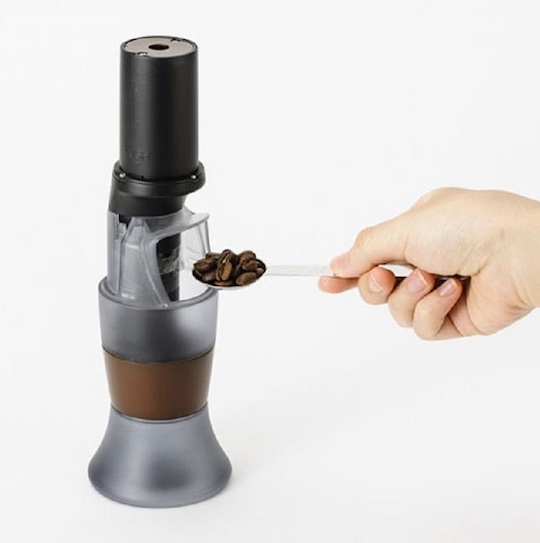 Kyocera Ceramic Electric Coffee Grinder