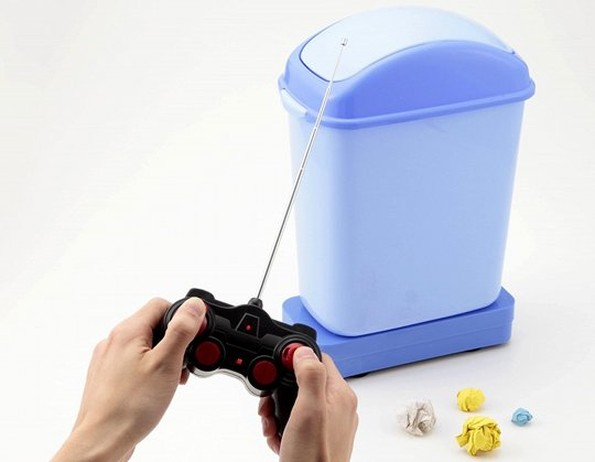 Gomiba Go Remote Control Garbage Can