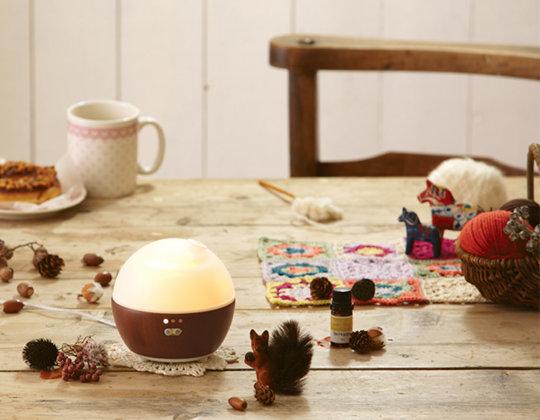 Aroma Diffuser Woody Ball Mini