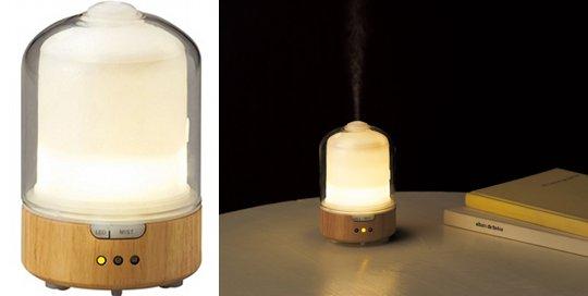 Japan trend shop aroma diffuser tomori for Aroma japanese cuisine
