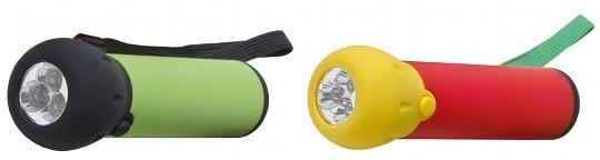 BunBun Ökotaschenlampe Hochkapazitive Version