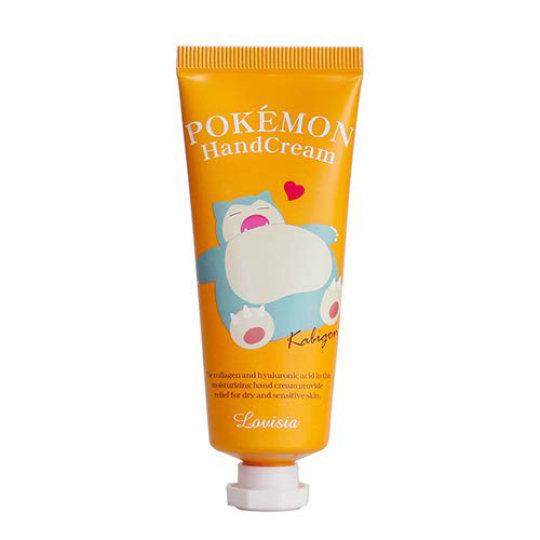 Pokemon Hand Cream and Lip Balm Set