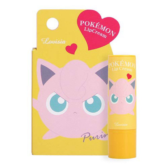 Pokemon Hand Cream and Lip Balm Set