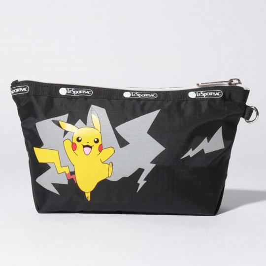 LeSportsac Pikachu Medium Sloan Cosmetics Bag