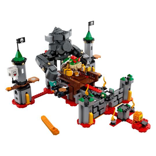 Lego Super Mario Bowser's Castle Boss Battle
