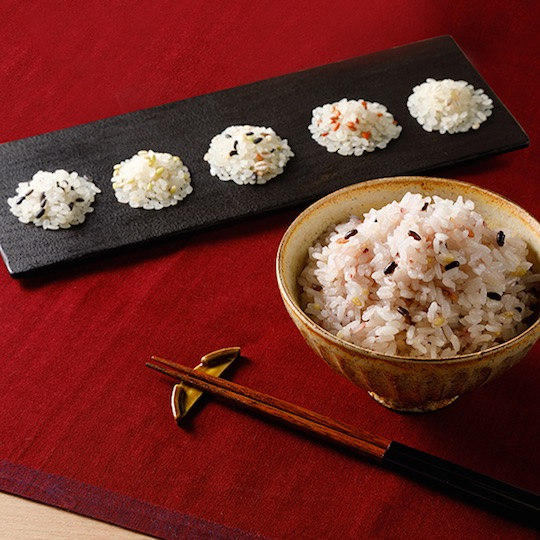 Kumamoto Organic Multigrain Rice Set