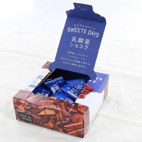 Lotte Lactic Acid Bacteria Chocolate (6 Pack)