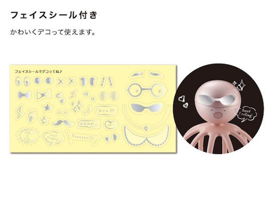 Lourdes Sonic Head Spa Alilan Octopus Scalp Massager