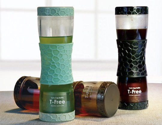 T-Free Tea, Coffee Strainer Bottle