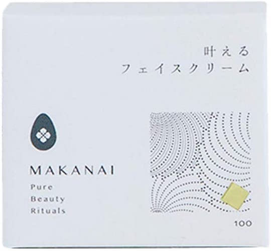 Makanai Face Cream Relaxation Scent