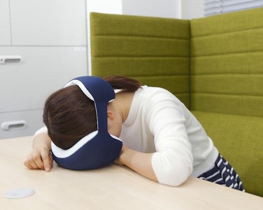 King Eye Mask Napping Pillow