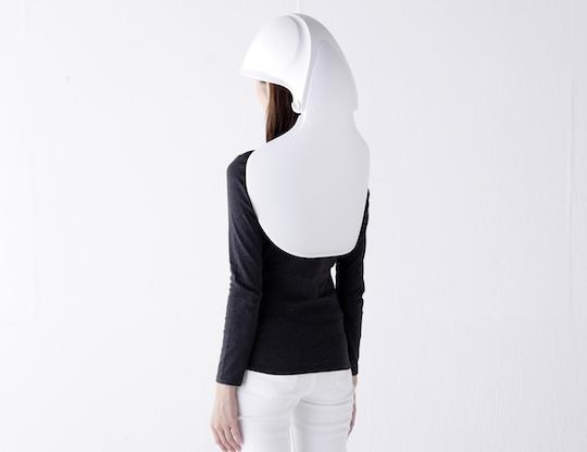 Mamoris Earthquake Helmet Chair