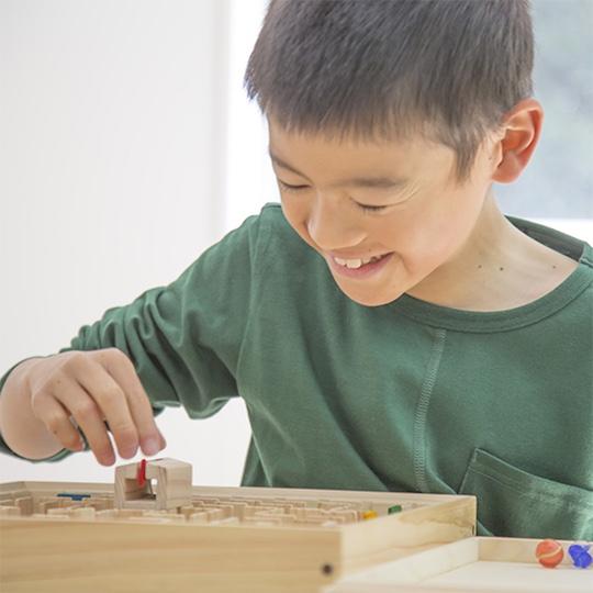 Kimitatsu Meiro Maze Game