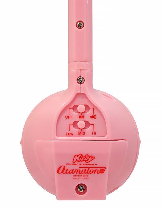 Otamatone Kirby Version Musical Toy