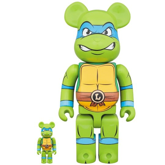 Be@rbrick Teenage Mutant Ninja Turtles Leonardo