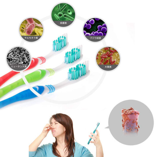 UVC Ultra Wave Toothbrush Sterilizer