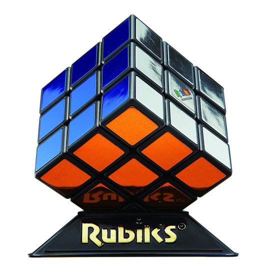 40th Anniversary Metallic Rubik's Cube