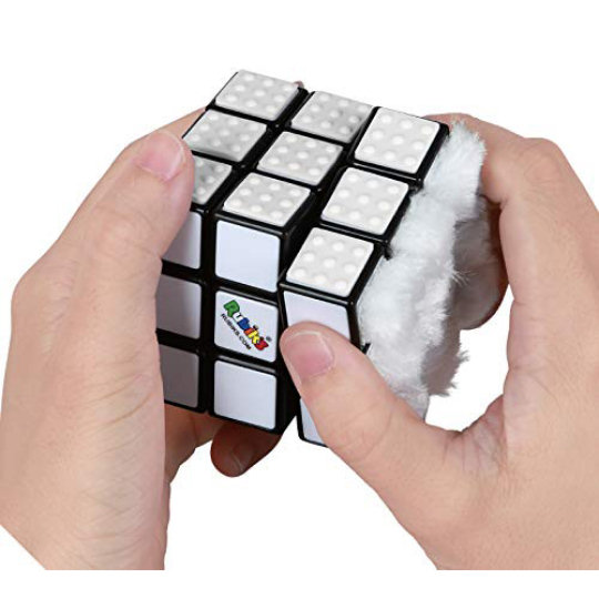 All-White Rubiks Cube