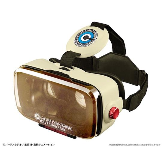 BotsNew Virtual Reality Dragon Ball Z Headset