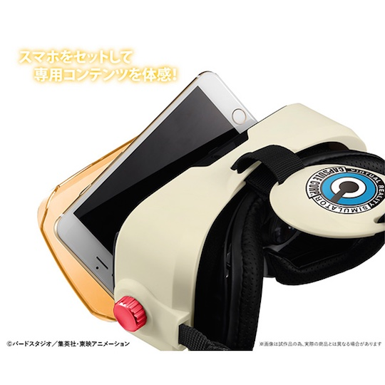 BotsNew Virtual Reality Dragon Ball Z Headset