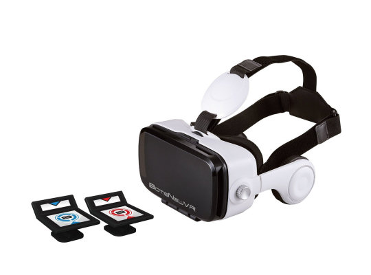 BotsNew VR Touch Controller Virtual Reality Headset