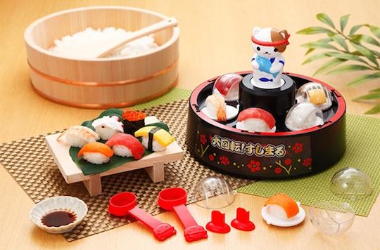 Daikaiten! Sushi Maru Sushi Maker
