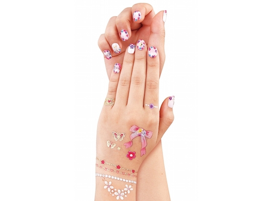 Nail Body Art Magic Salon Dx Japan Trend Shop