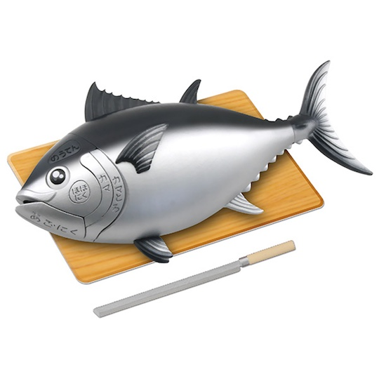 Japan trend shop 3d tuna dissection puzzle for Sashimi fish crossword