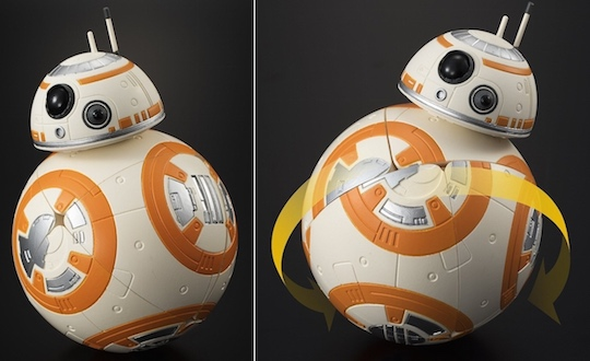 Star Wars 3D Rubiks Cube BB-8
