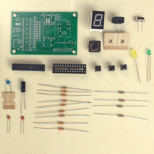 One-Finger Electronic Organ Assembly Kit