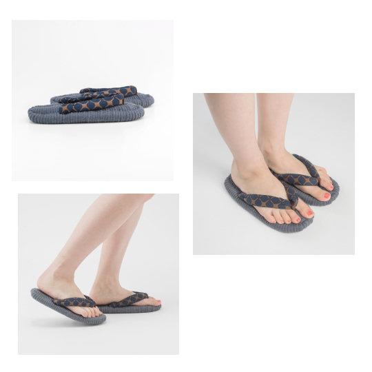 Meri Indoor Flip-Flops Japanese Zori