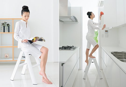 Fine Metaphys Lucano Step Stool Caraccident5 Cool Chair Designs And Ideas Caraccident5Info