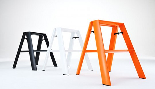 Japan Trend Shop Metaphys Lucano Step Stool