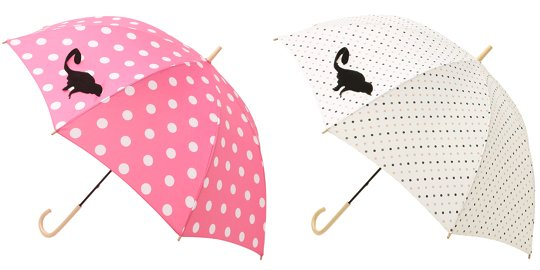 Shippo Tail Umbrella by MicroWorks