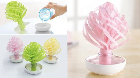 Misty Baby Tree Humidifier