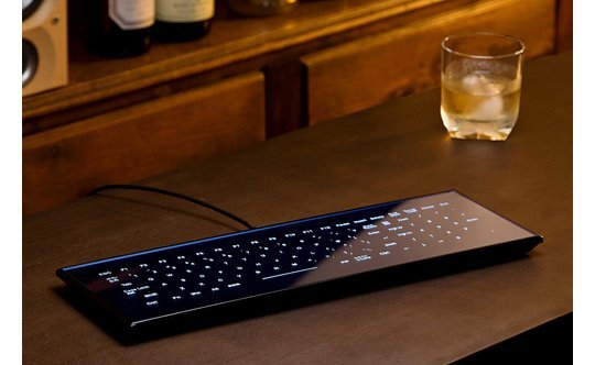 Minebea Cool Leaf USB Keyboard