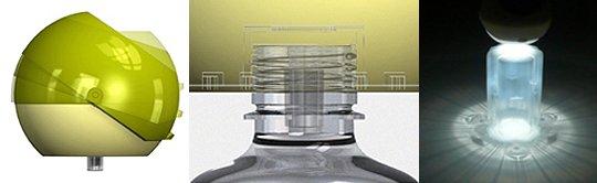 Solar Bulb Lamp