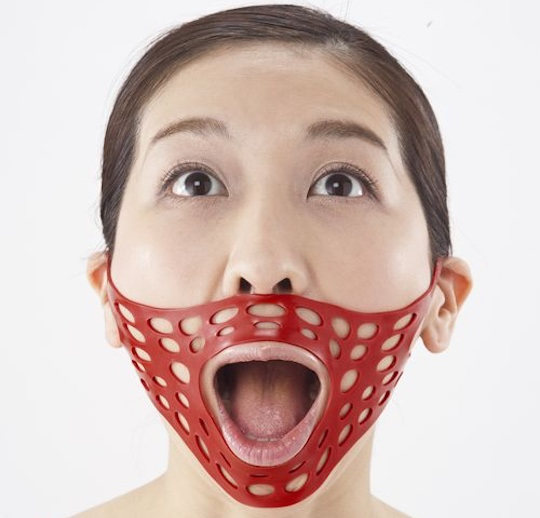 Facial Expression Exercise Mask