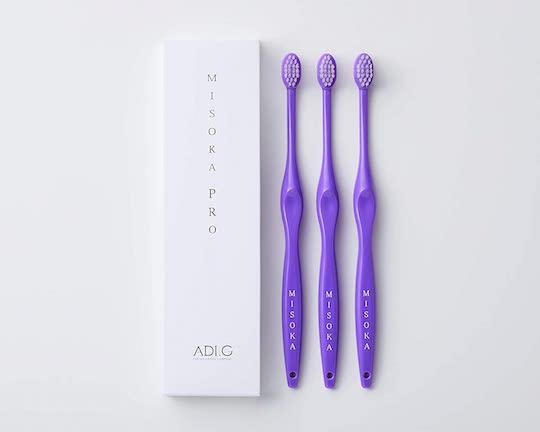 Misoka Pro Toothbrush Set