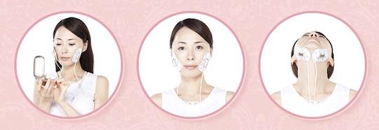 Face Thera Self Beauty Therapy Stimulator