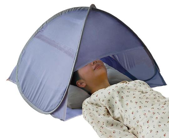 Sleeping Dome Indoors Head Tent