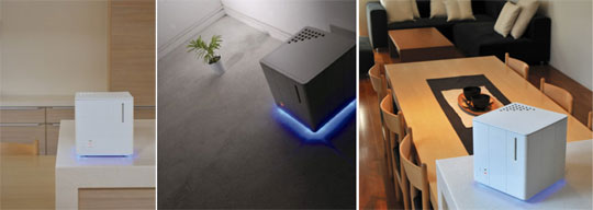 Cube Steam Humidifier