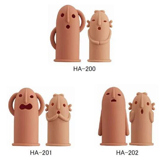 Haniwa Finger Cots
